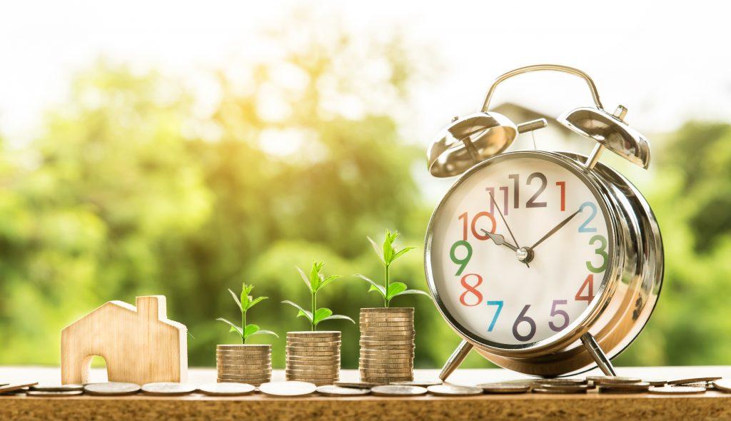 Geld lenen bij kredietverstrekker