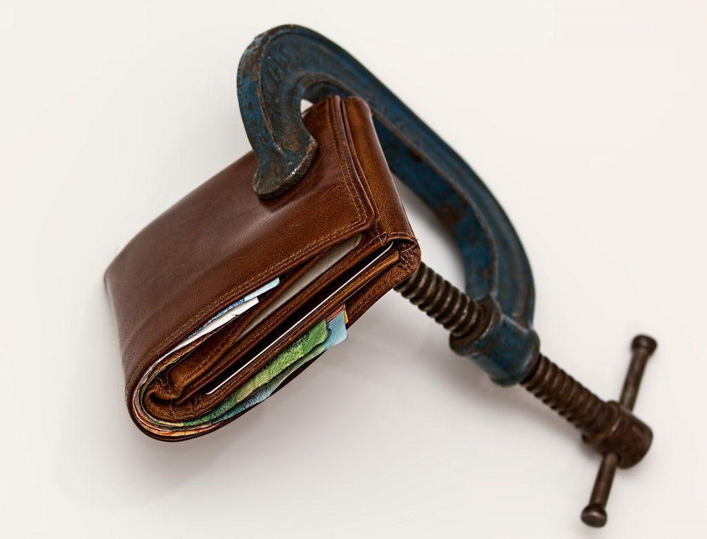 besparen tijdens social distancing