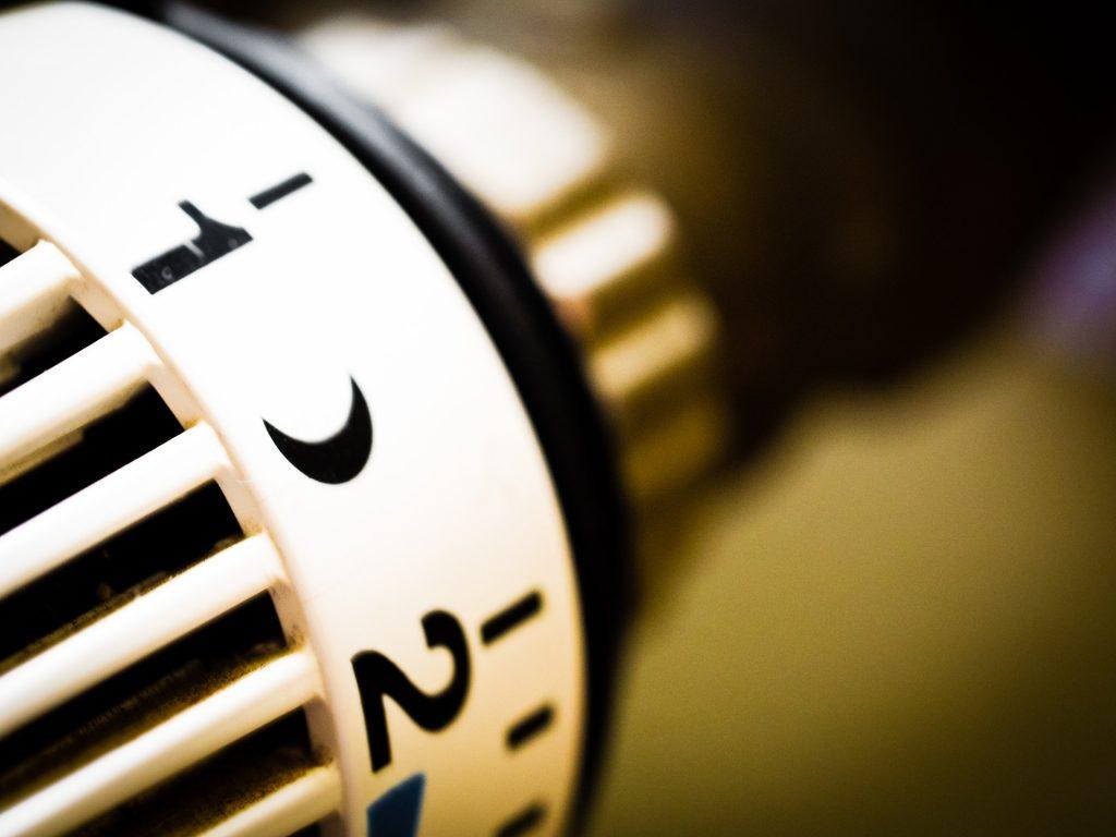 Besparen op verwarming en kosten gas